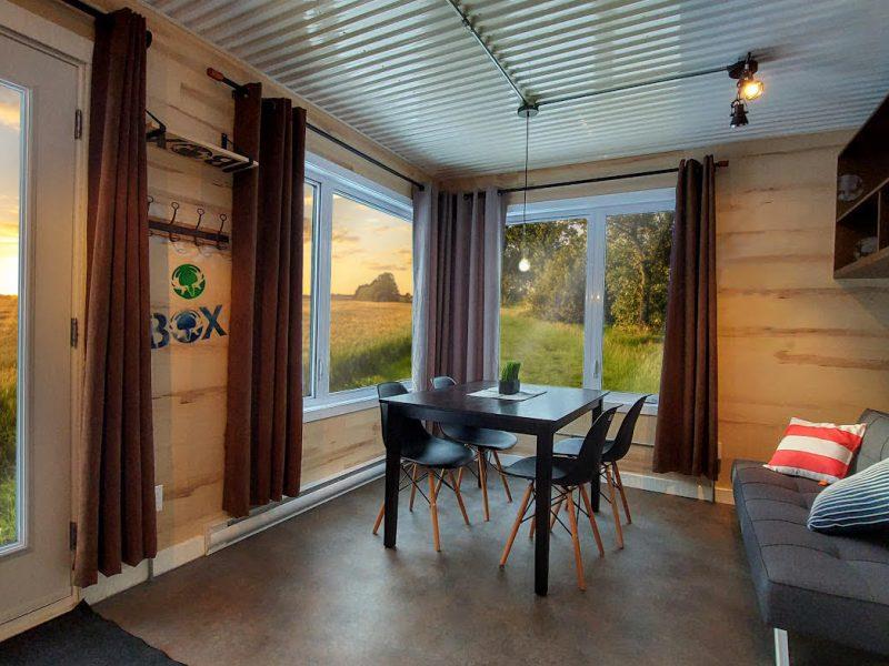 Terrain de Camping 1530 - Tourisme / Destination Montérégie - Pret a Camper - Camping insolite - Ou dormir / Hébergement